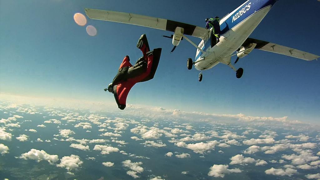 Mecanique Exercice Le Saut Sans Parachute